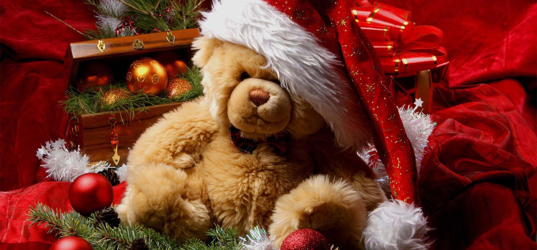 Kerstboom kerstgeschenk in Badhoevedorp